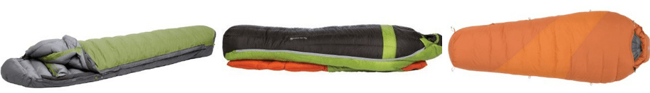 top cold weather sleep systems