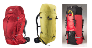 The Top 3 Best Backpacks for the Great Outdoors