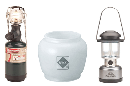 The Best Camping Lanterns – Don't get Scared by the Dark!