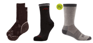 The Best Hiking Socks – Don't Leave Camp Without These Camping Socks!