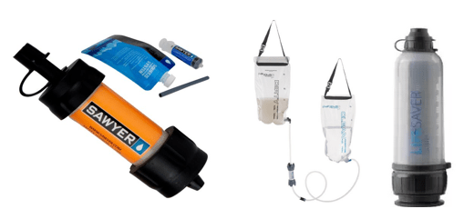 Top 3 Best Water Filters for Hiking – Stay Thirsty!