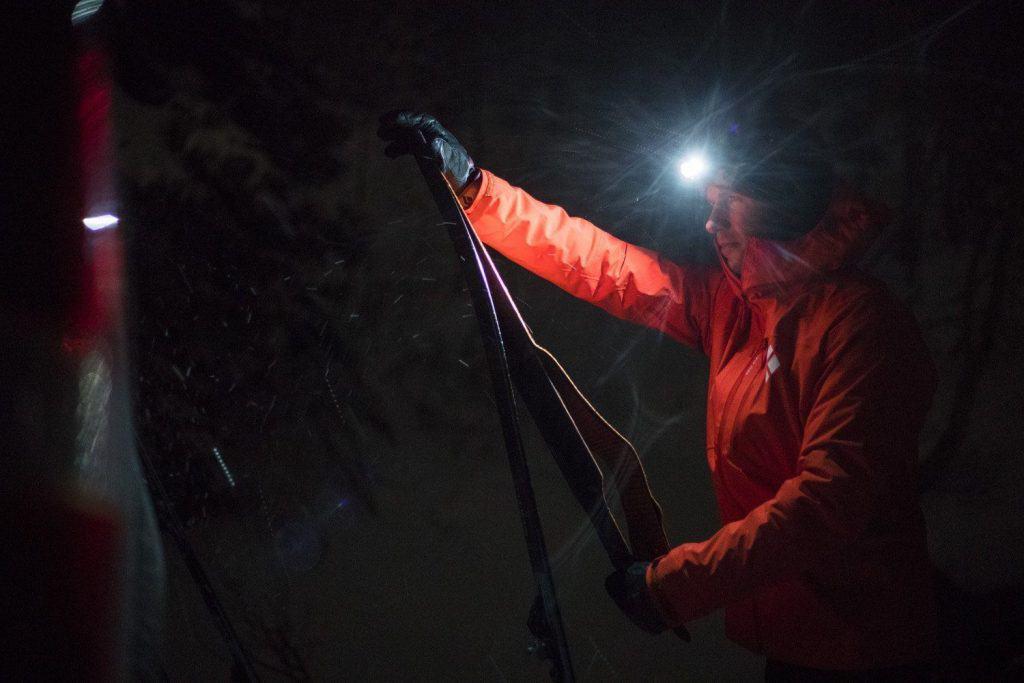 are black diamond storm headlamps waterproof?