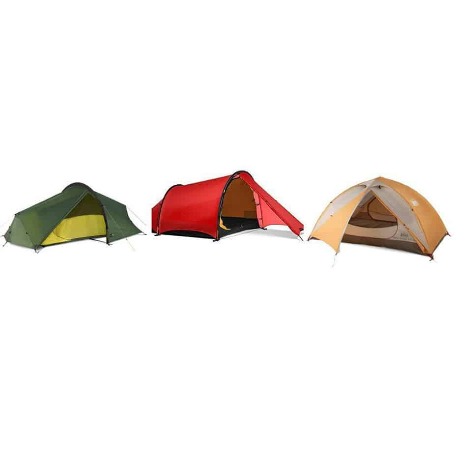 """The Top 3 Best Two-Person Tents for Couples (or """"Close Friends"""")"""