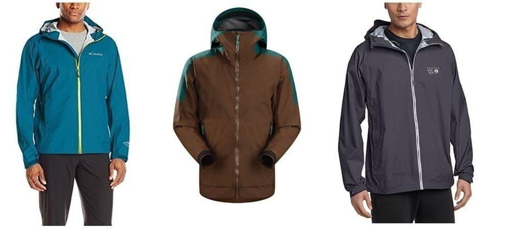 3 Best Lightweight Rain Jackets for Backpackers, Campers, and Outdoorsmen