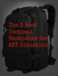 3 Best Tactical Backpacks Reviews 2020