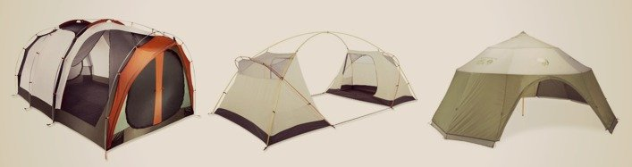 Best backpacking tent options
