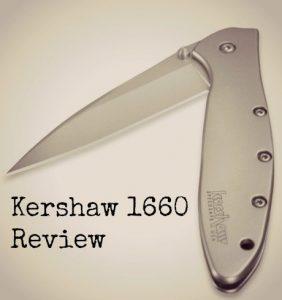 Kershaw 1660 Review – EDC Knife