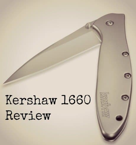kershaw 1660 review – the ultimate edc knife
