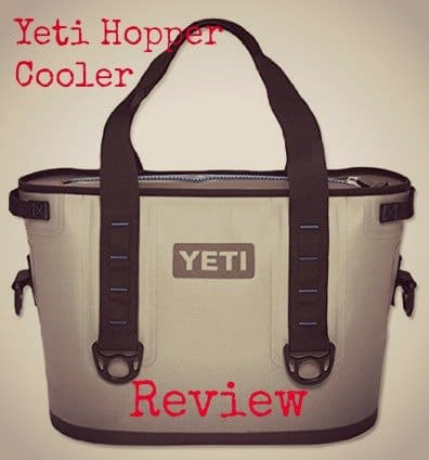 """A Review of the """"Incredible"""" Yeti Hopper Cooler – Worth the Price?"""