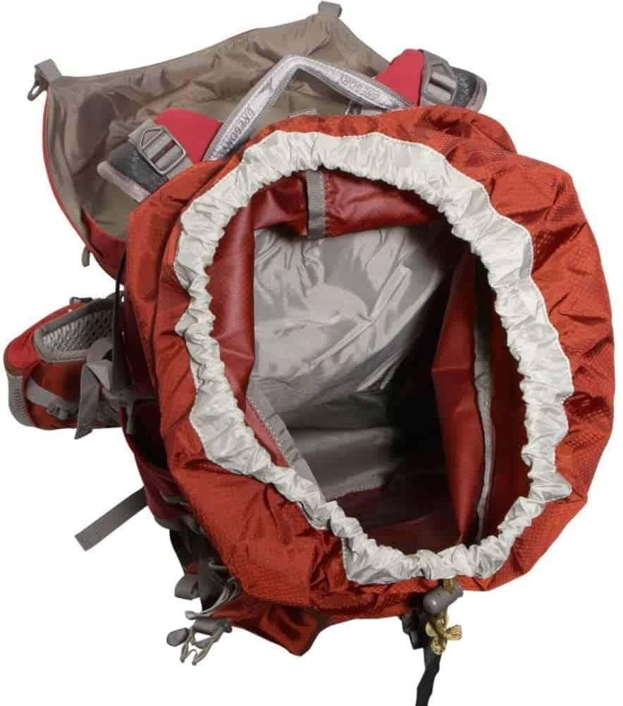 gregory Z44 backpack
