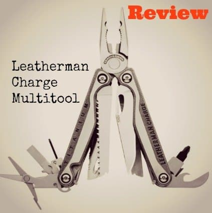 leatherman charge multitool review