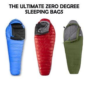 The Ultimate Zero Degree Sleeping Bags – Survive the Cold!