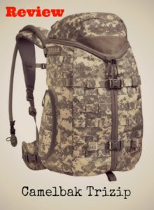 Review: After Action Report on the Camelbak Trizip