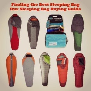 Finding the Best Sleeping Bag – Our Sleeping Bag Buying Guide