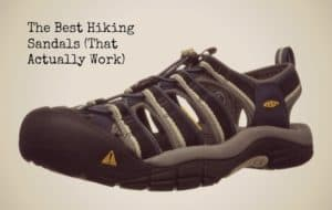 The Best Hiking Sandals – Feel the Breeze!