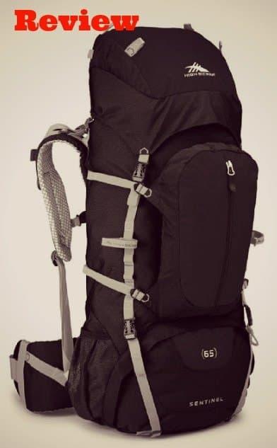 Reviewing the High Sierra Sentinel 65 Internal Frame Backpack