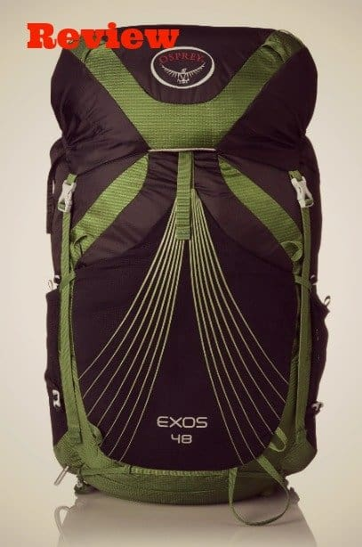 Osprey Exos 48 Review: Ultralight, but is it Useful Enough?