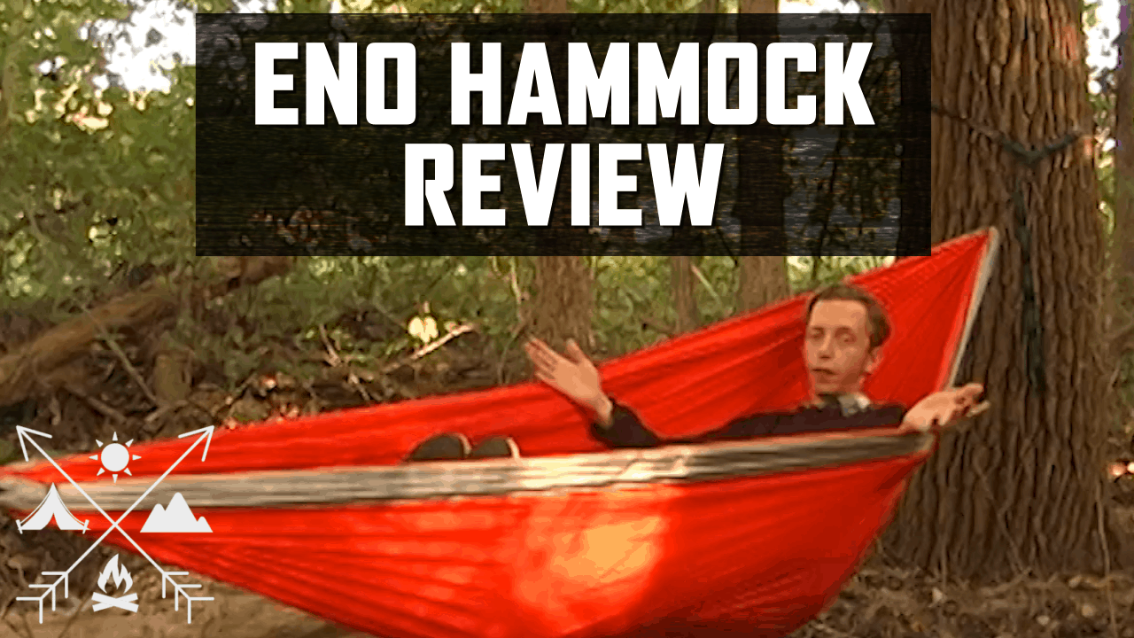 Eno DoubleNest Hammock Review – The Best New Way to Camp?