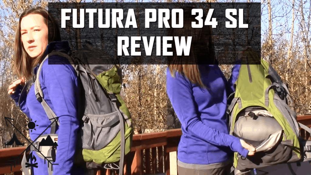 Deuter Futura Pro 34 SL Review