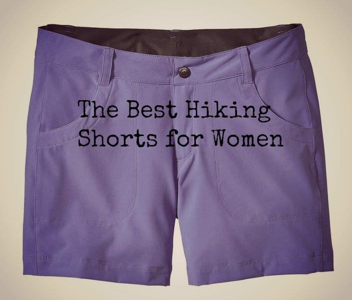 Ultimate Hiking Shorts For Women