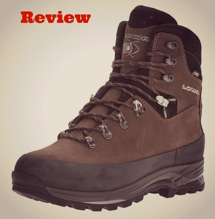 6ec2f650160 Lowa Tibet GTX Review - Can This Hiking Boot Deliver on the Trail ...