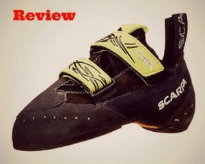 Scarpa Furia Review | Climbing Shoe