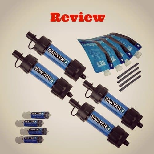A Review of the Sawyer MINI Water Filter