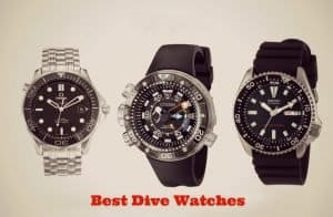 Stay Under: The Best Dive Watches I Love