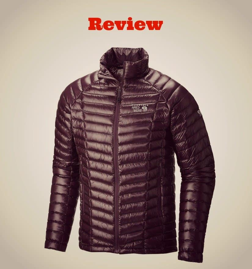 Mountain Hardwear's Ghost Whisperer Jacket: Warmth in a Light Package