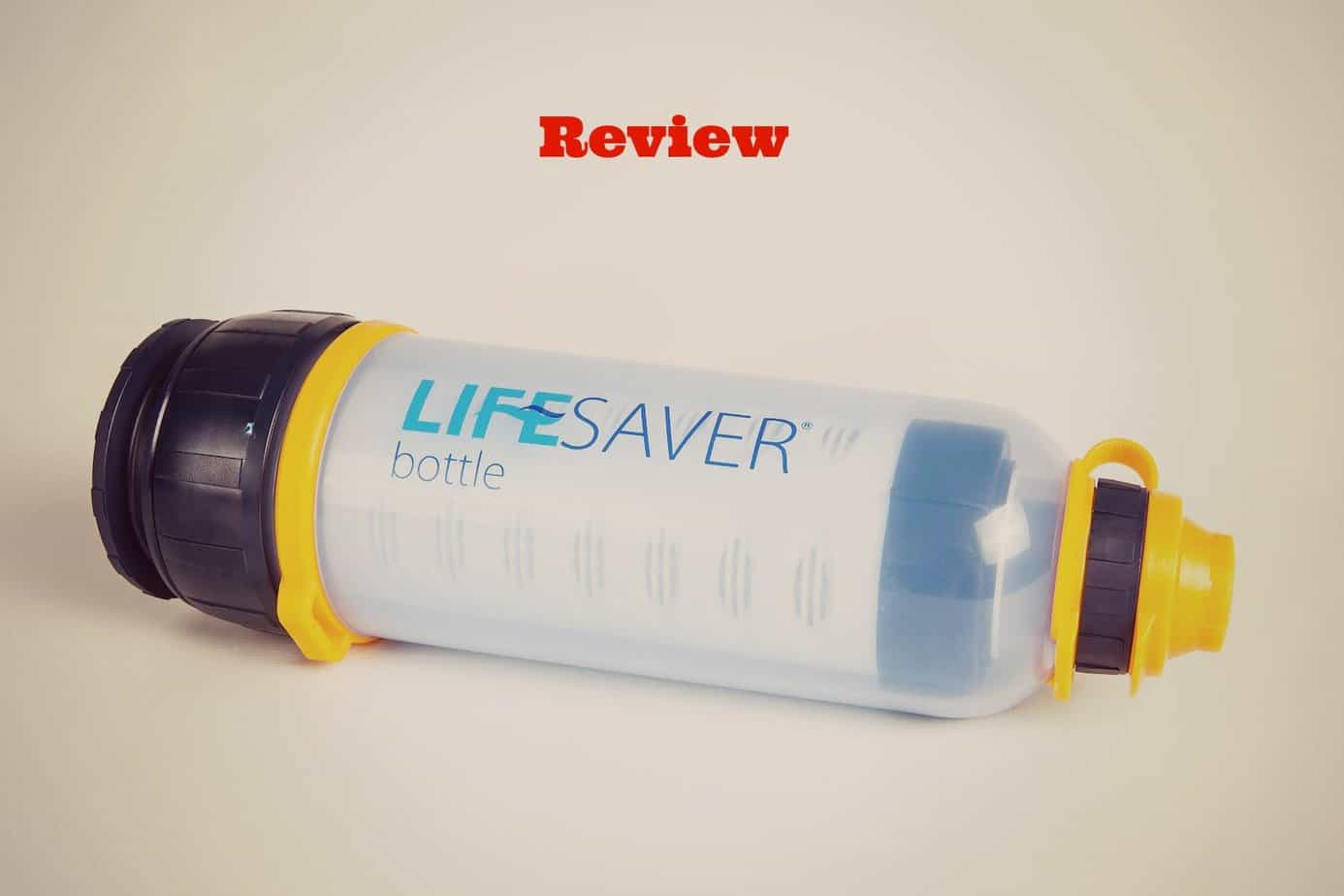 The Lifesaver 4000UF Bottle Review: Does This Clean Water System Work?