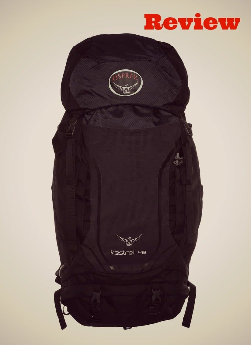 You are currently viewing Osprey Kestrel 48 Backpack Review