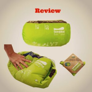 Scrubba Wash Bag: Get Clean Clothes Outdoors!