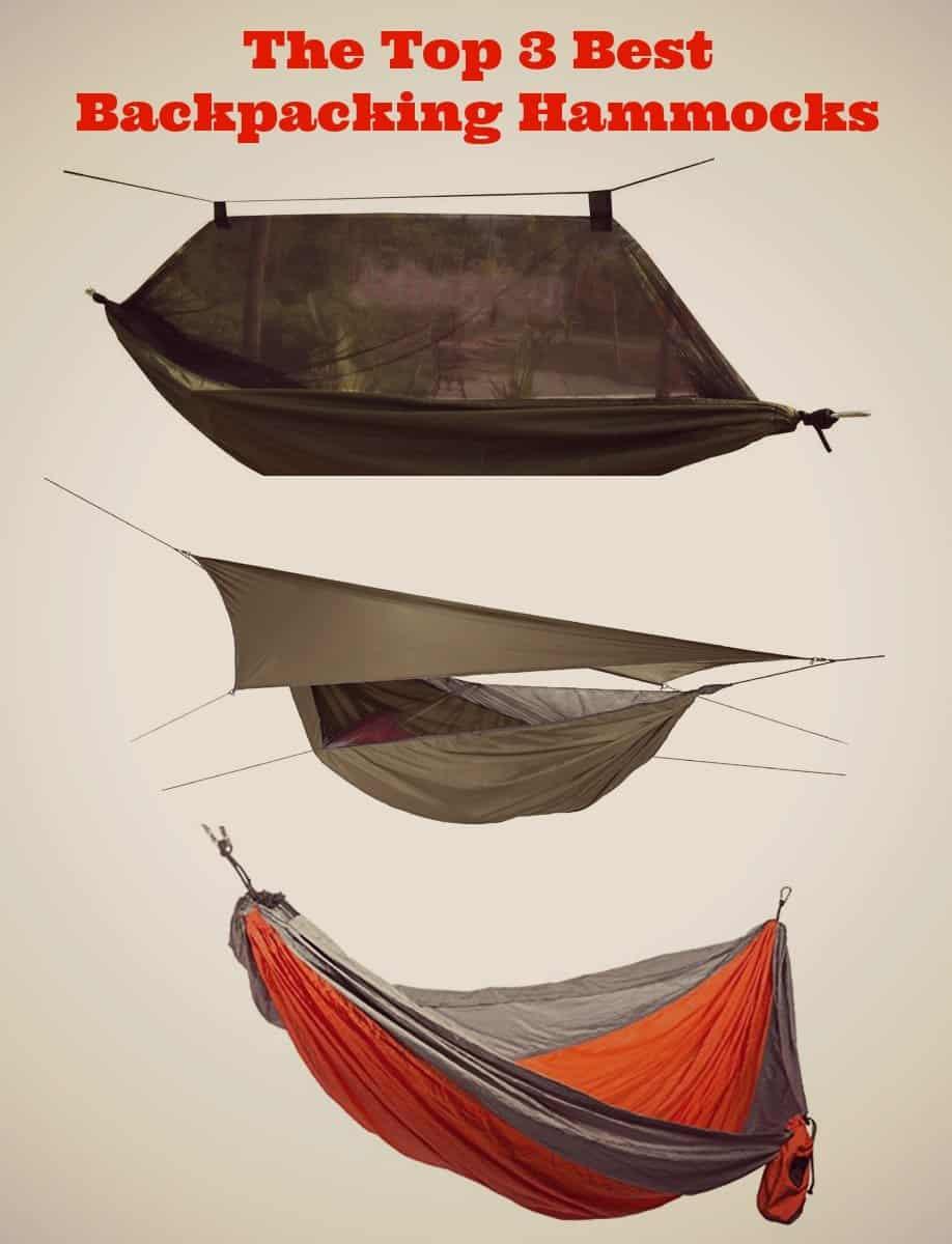 Sleep Easy Anywhere: My Top 3 Best Backpacking Hammocks