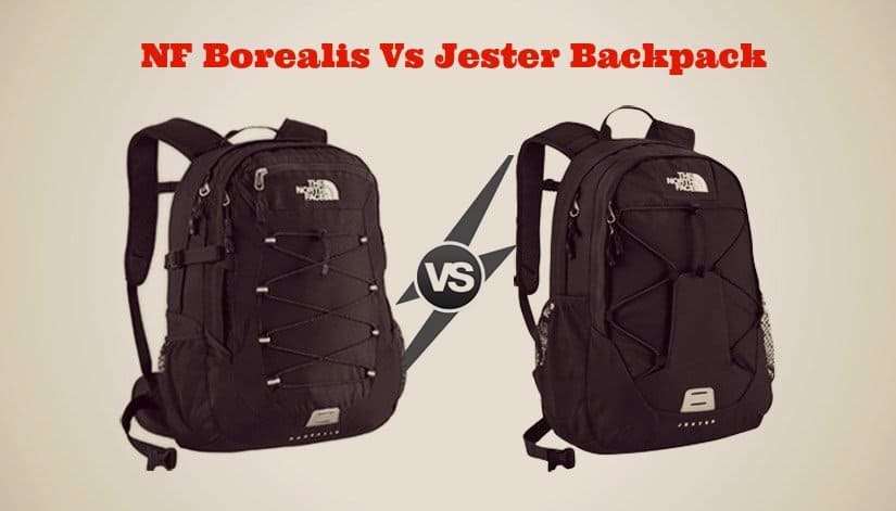 North Face Borealis vs Jester Backpacks [2021]: Which Should You Buy?