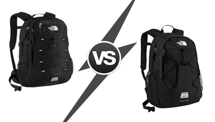 ee8048324 The North Face Borealis vs Jester Backpacks - Which Should You Buy ...