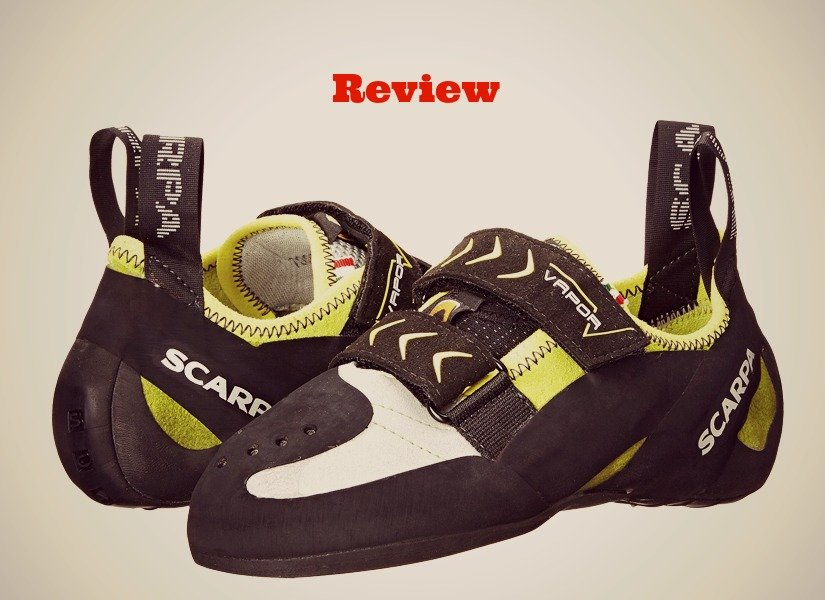 the scarpa vapor v climbing shoe: a great rock shoe for you!
