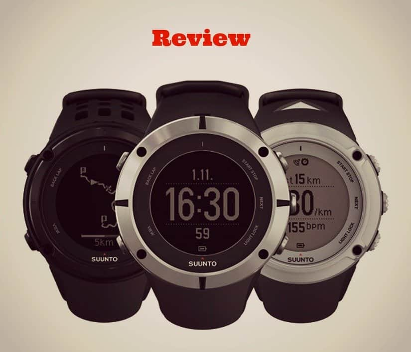 Suunto Ambit2: An Altimeter Watch to Watch Out For!