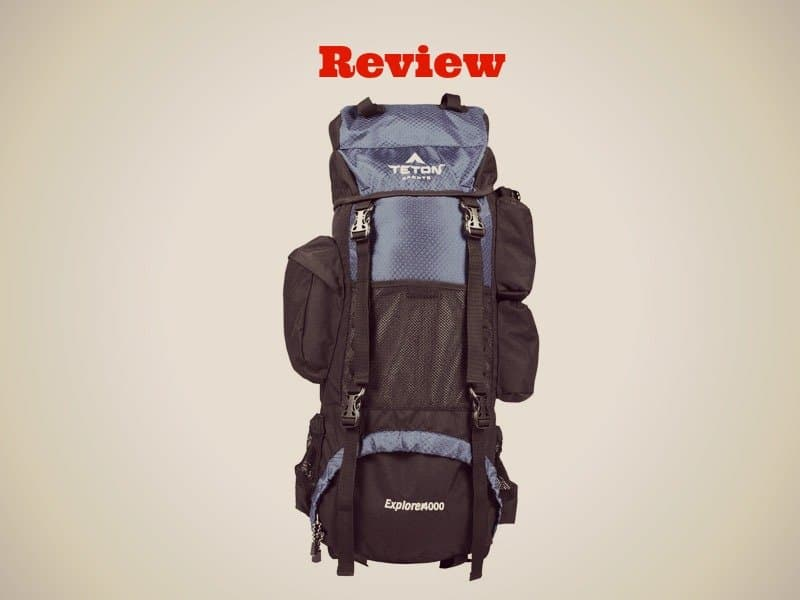The Full Teton Sports Explorer 4000 Backpack Review for You Explorers!
