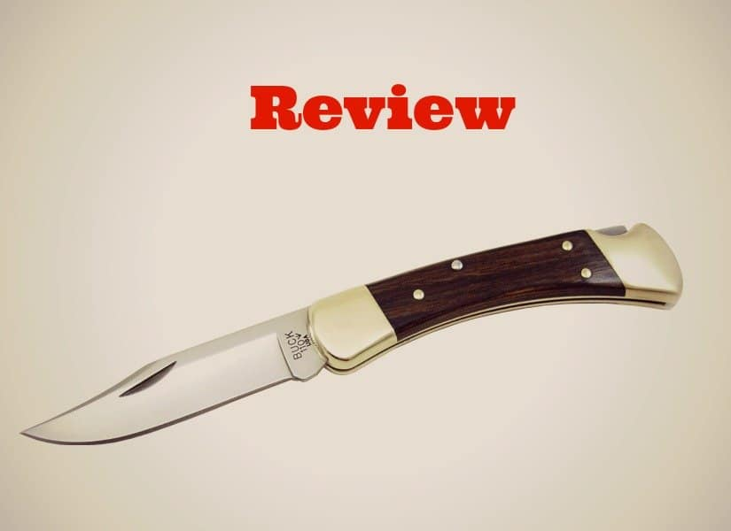 A Review of Buck 110 Folding Knife