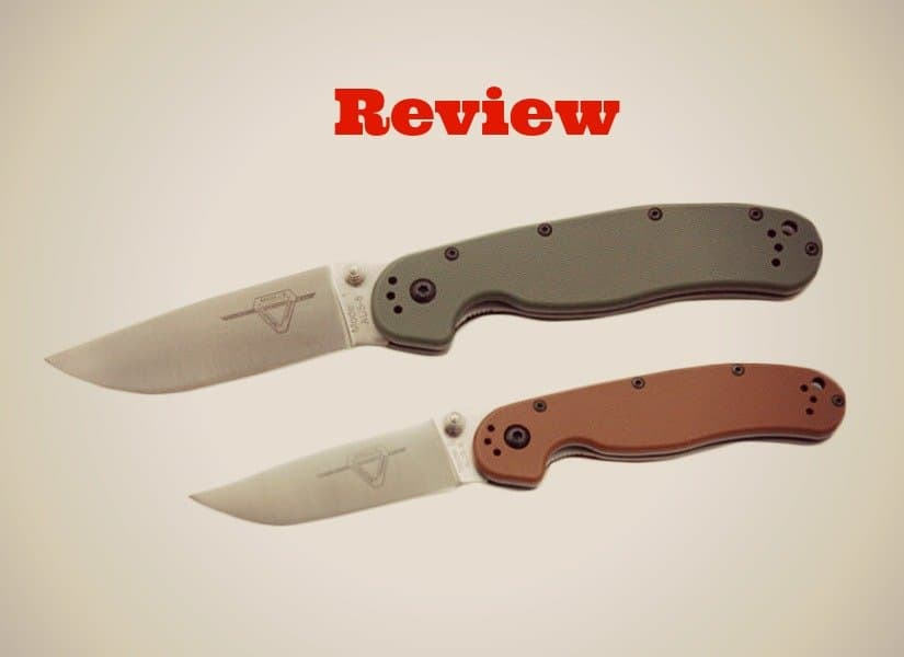 A Review of Ontario Rat 2 Survivalist Knife