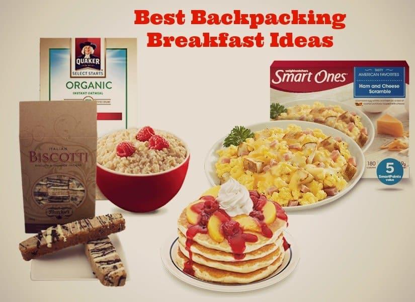 Best Backpacking Breakfast Ideas