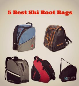 Storage You Can Count On: The Five Best Ski Boot Bags