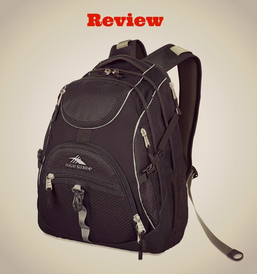 You are currently viewing Get Out There! The High Sierra Access Backpack Review