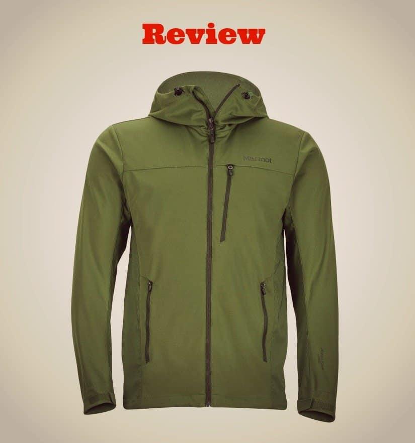 Marmot's ROM jacket