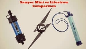 Sawyer Mini vs Lifestraw Comparison [2020]: Which Personal Filtration System Works Best?