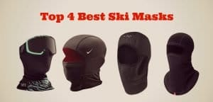 Top 4 Best Ski Masks for Maximum Warmth on the Hills