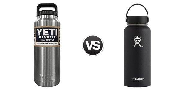 Hydro Flask vs Yeti in 2019: Which Flask is Better? An