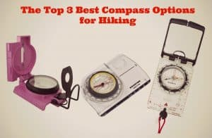 The Top 3 Best Compass for Hiking In 2021
