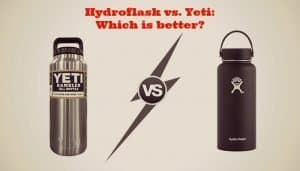 Hydro Flask vs Yeti [2021]: Which Insulated Water Bottle?