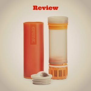 A Review of the Grayl Ultralight Water Purifier Bottle: Does it Work as Promised?
